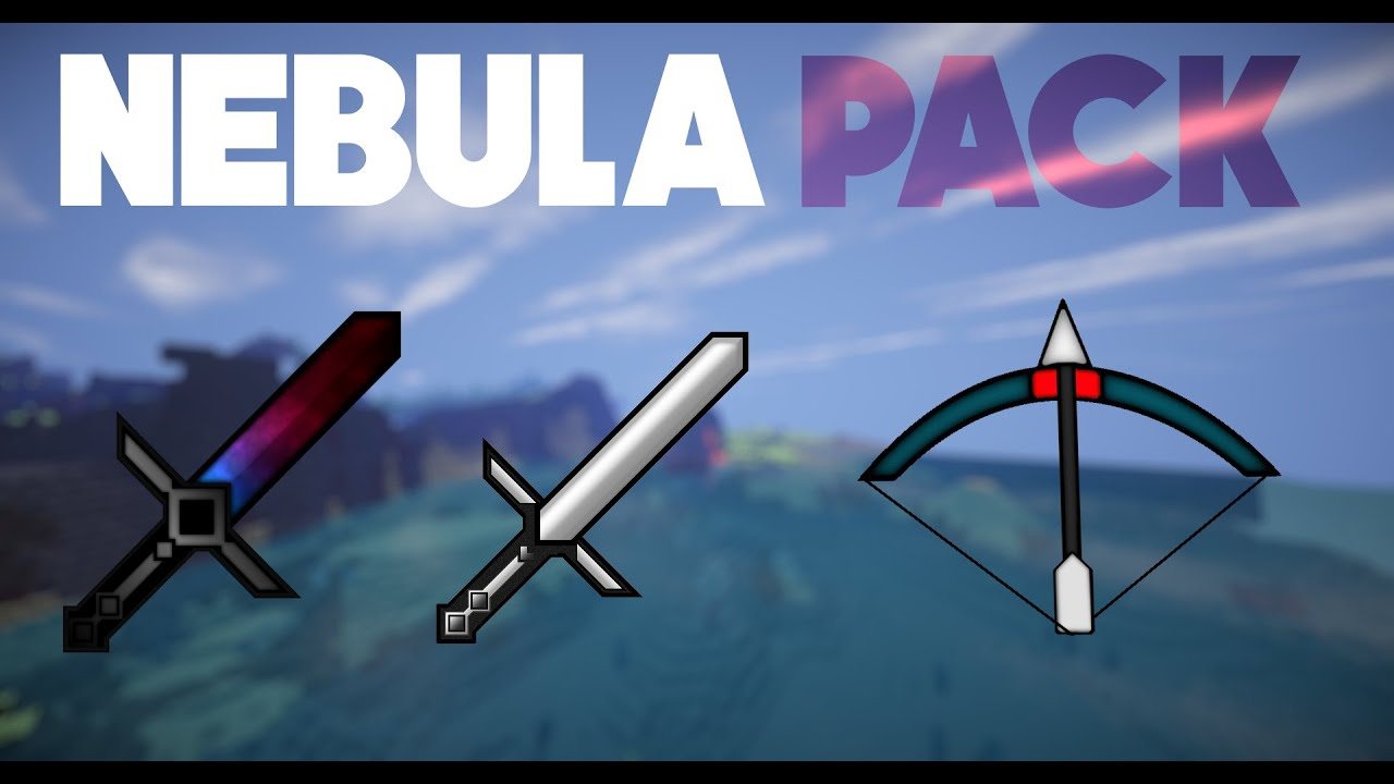 Minecraft PvP Texture Pack (Nebula Pack) - YouTube