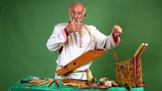 Знакомство с старинными русскими инструментами.(, 2015-09-05T17:35:23.000Z)