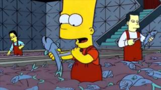 The Simpsons - Fish, spare my life