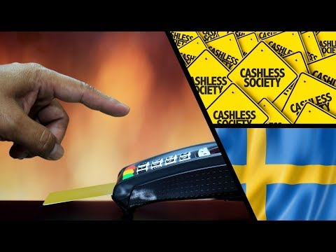 Sweden On Track to be The FIRST CASHLESS SOCIETY--REVELATION FULFILLING!!!
