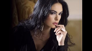 Maria Grazia Cucinotta Ionic Italian Actress