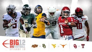 Big 12 Big Football - Week 10
