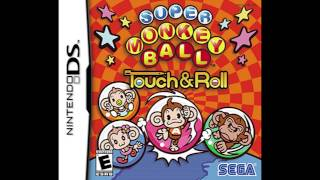 Super Monkey Ball Touch and Roll OST - World 8: Meteorite Mayhem [HQ]