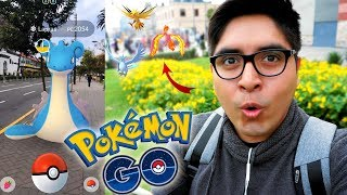 ¡EL MEJOR ULTRA BONUS! ÉPICAS CAPTURAS & VAMOS POR A LAS AVES LEGENDARIOS ¿Shiny? | Pokemon GO
