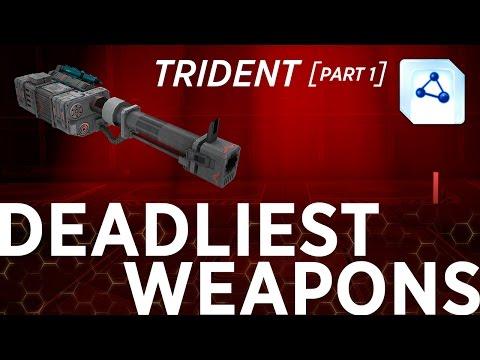 Trident - Deadliest Weapon - War Robots - Part 1