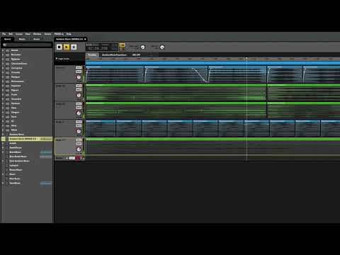 SRAMG 2.0 (Semi-Random Ambient Music Generator)