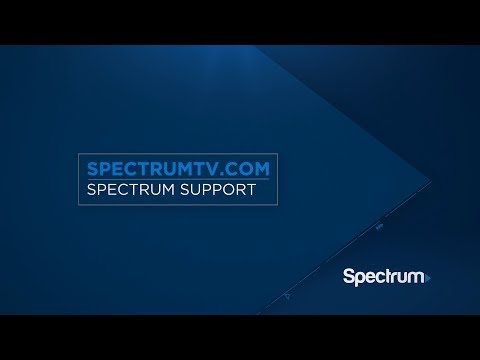 How-to Video: SpectrumTV.com