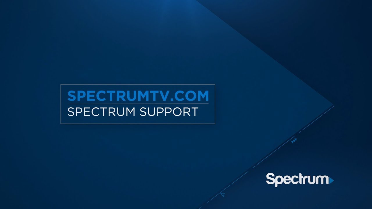 How-to video: SpectrumTV com