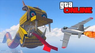 NEW TRANSFORMATION RACES! WOW!    GTA 5 Online    PC (Funny Moments)