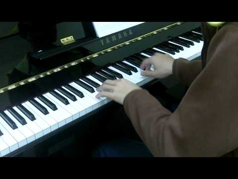 ABRSM Piano 2007-2008 Grade 1 C:2 C2 Le Coz Mini Rag from Original Piano Jazz