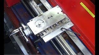 Mini Lathe Milling Pallet Upgrades Carriage Lock & New Tools