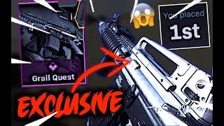 *NEW EXCLUSIVE* Grail Quest (Blueprint)