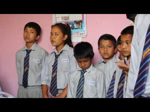 Educating 12 Earthquake-orphaned kids in Sindhupalchowk Nepal