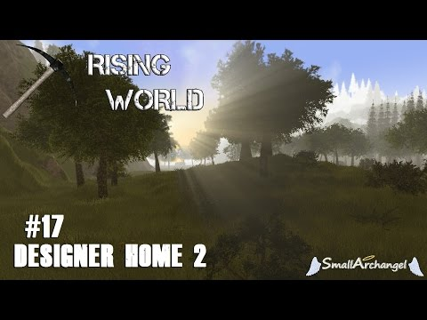 Rising World #17 - Designer Home - Furnishings