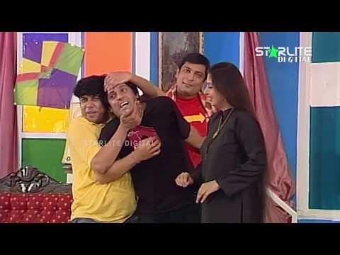 Afzal Khan, Naseem Vicky New Pakistani Stage Drama Wohti Da Sawaal Ae Full Comedy Clip | Pk Mast