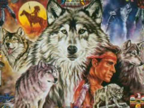Native American   -  Wolfsong