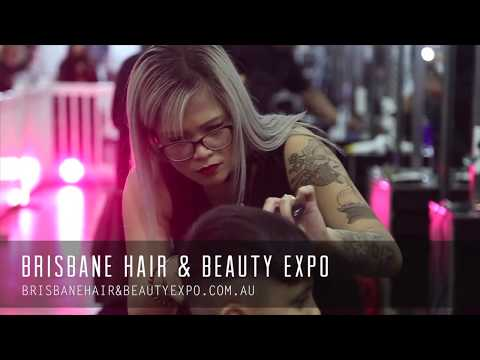 2017 Brisbane Hair & Beauty Expo Highlights