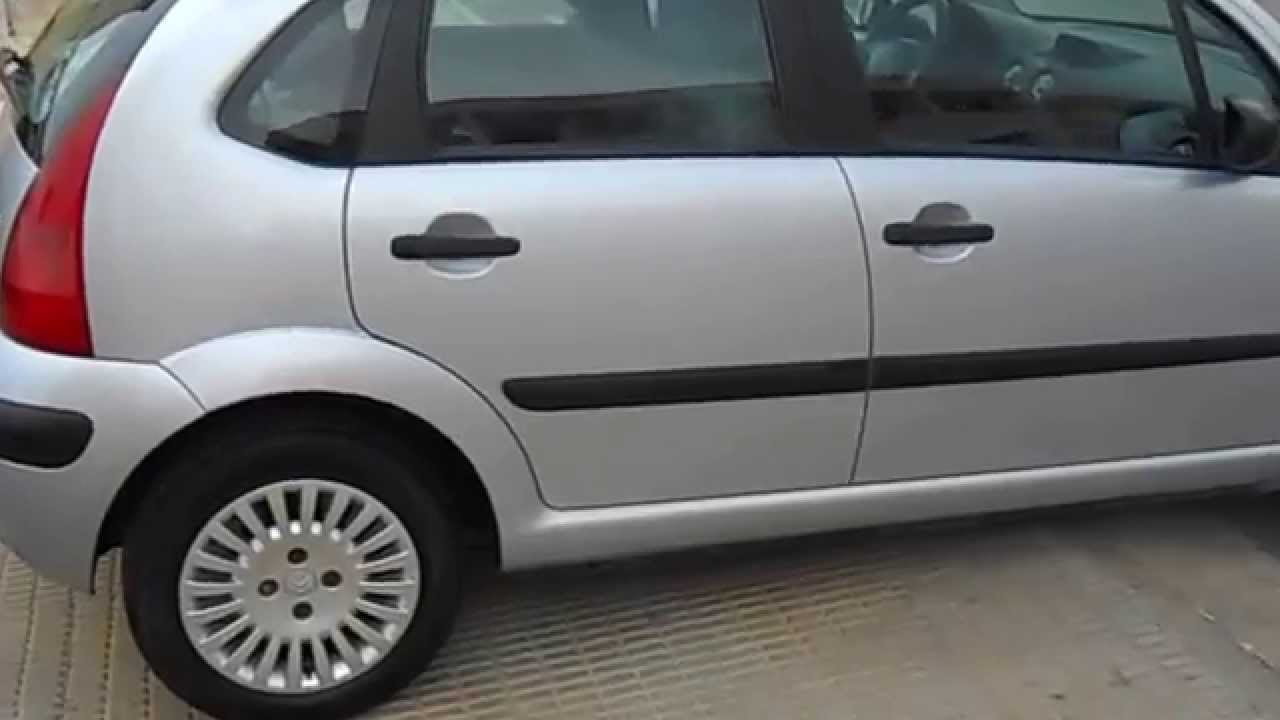2004 citroen c3 1 4 hdi sx 3995 youtube. Black Bedroom Furniture Sets. Home Design Ideas