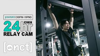 🕐JOHNNY : 10-11pm|NCT 127 24hr RELAY CAM