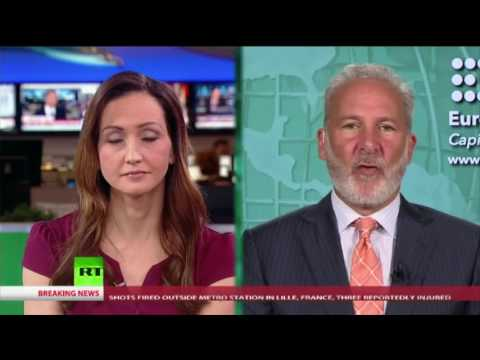 Economist Peter Schiff on Raising Debt Ceiling, Congress, and Failing Obamacare