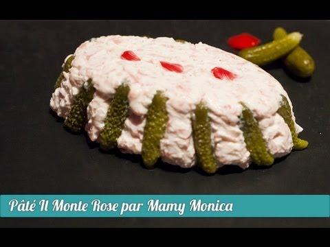 Recette du Pâté italien Il Monte Rose par Mamy Monica