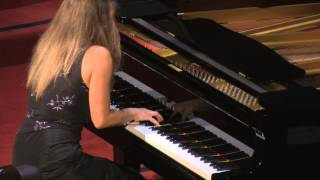 Laura Magnani, piano performs: Franz Liszt Three Petrarch Sonnets Thumbnail