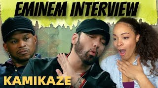 Eminem x Sway - The Kamikaze Interview (Reaction)