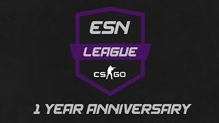 ESNL - Our 1 Year Anniversary