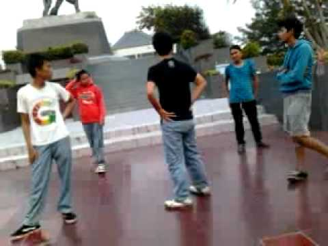 Balikpapan Shuffle Squad @monpera part 1