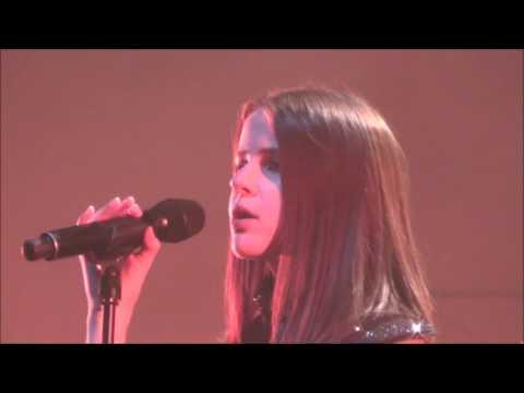 Concert de Marina Kaye à Nantes le 19 avril 2016