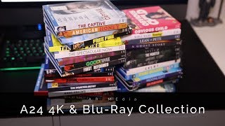 My A24 4K & Blu-Ray Collection! Video