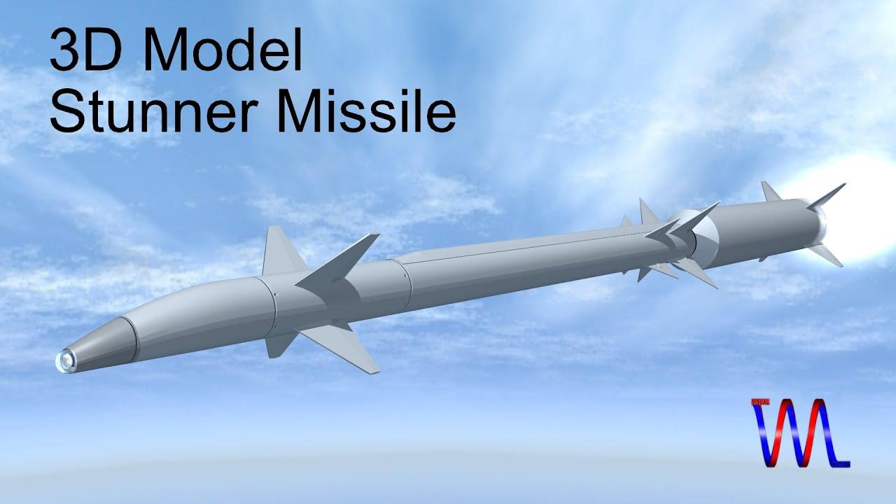 Resultado de imagen para misil Stunner