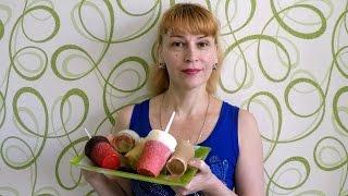 Как сделать мороженое фруктовый лед дома рецепт Секрета приготовления
