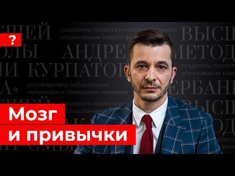 Мозг и привычки. Андрей Курпатов отвечает на вопросы подписчиков.