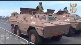 President Cyril Ramaphosa hosts 2019 Armed Forces Day