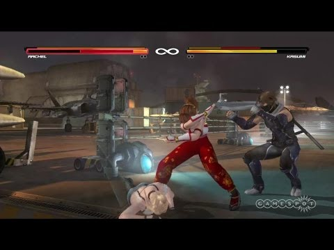 Dead or Alive 5 Ultimate - E3 2013 Stage Demo