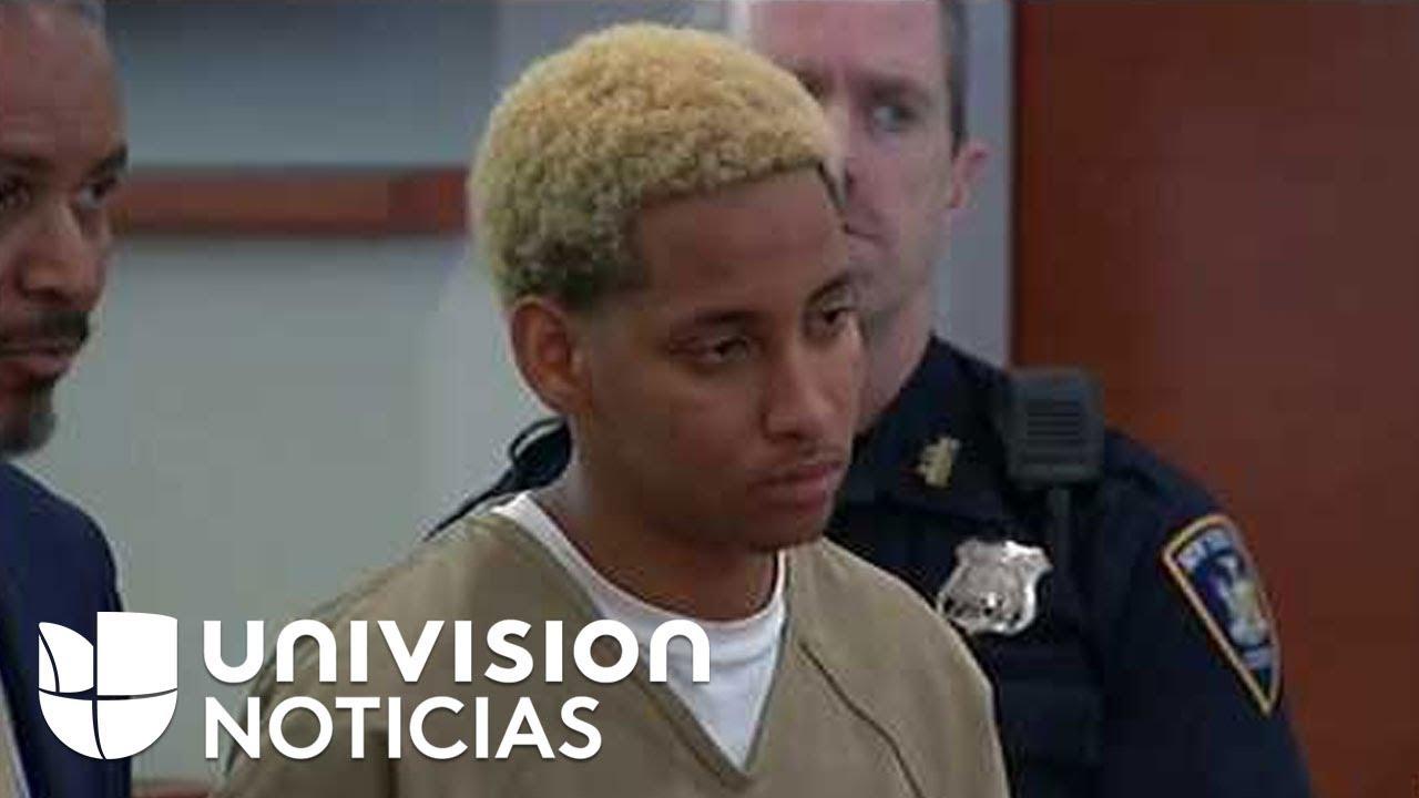 Los 12 sospechosos de matar a machetazos al joven dominicano en el Bronx comparecen en Corte.