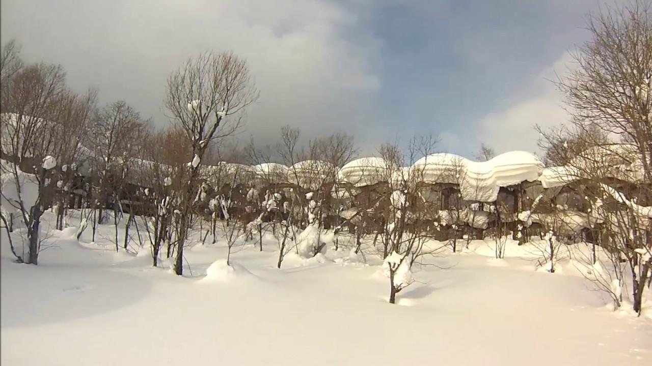 浅野炭鉱跡 2018 冬 - YouTube
