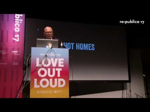 re:publica 2017 – Marcus John Henry Brown: Love, The Machine and The Ghost. on YouTube