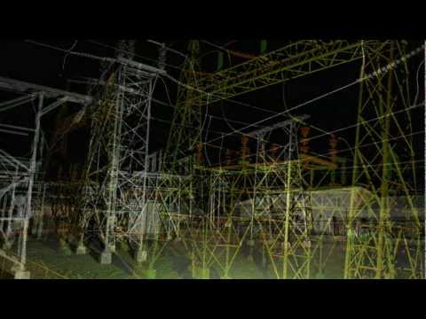Power Substation 3D Scan & Model