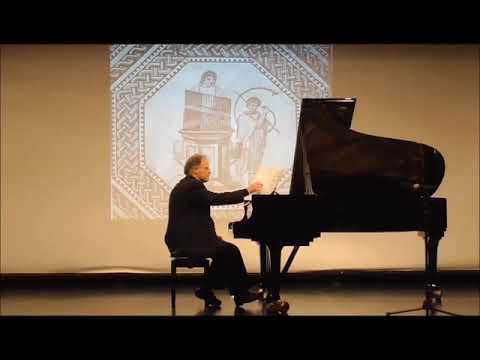 W. A. Mozart, Klaviersonate F-Dur KV 332, M. Oberniedermayr, Klavier
