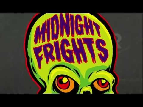 Midnight Frights #28 Poltergeist Japan!