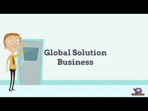 #Global Solution Business