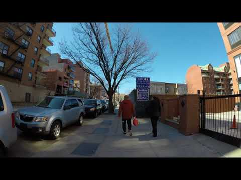 ⁴ᴷ Walking 41st Road in Flushing, Queens, NYC - Request Fill