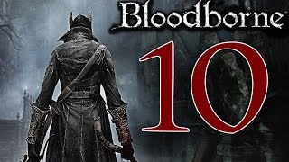 Bloodborne [Walkthrough ITA HD - PARTE 10] - BOSS: Vicario Amelia + Strega di Hemwick