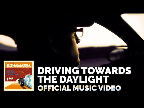 "Watch ""Joe Bonamassa - ""Driving Towards The Daylight"" - Official Music Video"" on YouTube"