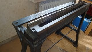 Lathe Restoration (1):  Paint and Rust Removal Methods, Assembling the Basic Frame