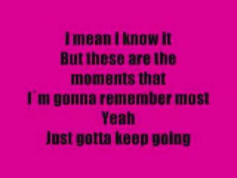 The Climb (Instrumental/Karaoke) w/Lyrics - Miley Cyrus