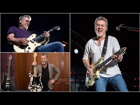 Eddie Van Halen: Short Biography, Net Worth & Career Highlights