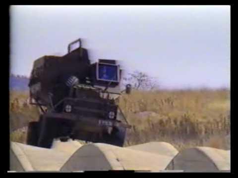 Buffel Mine-protected APC